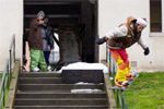 Benjamin Bobi-Bonnave - Team snowboard - Mundaka Optic