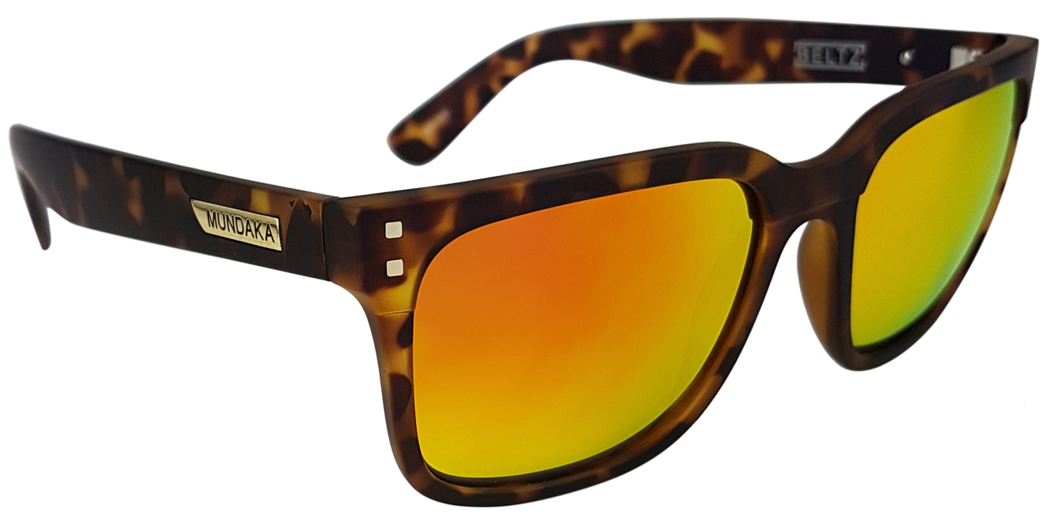 BELTZ Polished Dark Brown Tort - Mundaka Optic 888f480dbcba